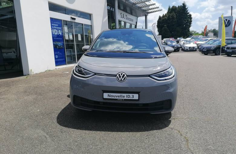 VOLKSWAGEN ID.3 145 ch  Business - véhicule d'occasion - Site Internet Faurie