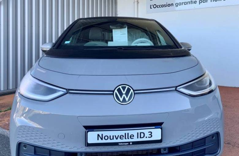 VOLKSWAGEN ID.3 204 ch  1st Plus - véhicule d'occasion - Site Internet Faurie