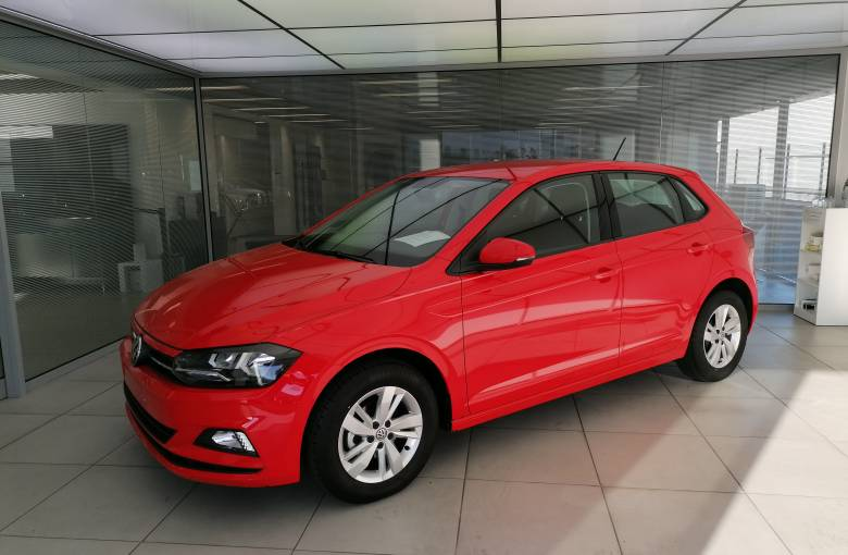 VOLKSWAGEN Polo 1.0 TSI 95 S&S BVM5  Confortline - véhicule d'occasion - Site Internet Faurie