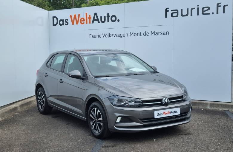 VOLKSWAGEN Polo 1.0 TSI 95 S&S DSG7  United - véhicule d'occasion - Site Internet Faurie