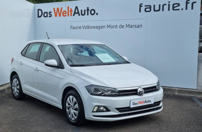 VOLKSWAGEN POLO BUSINESS Polo 1.6 TDI 80 S&S BVM5  Trendline Business - véhicule d'occasion - Site Internet Faurie
