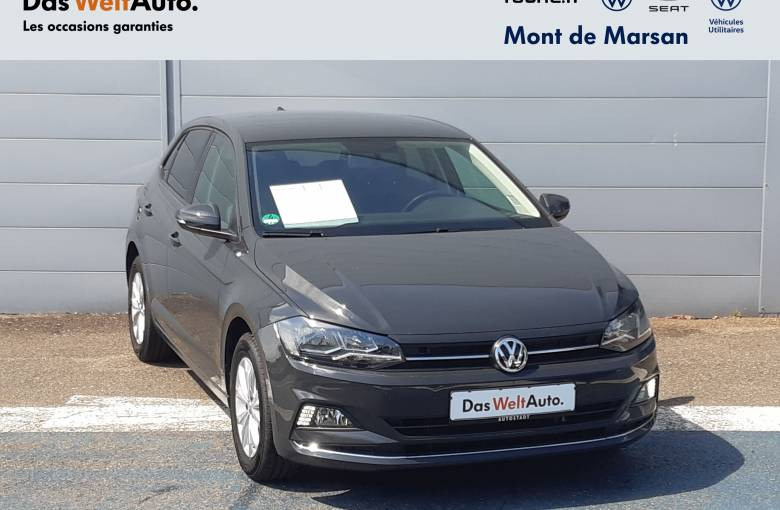 VOLKSWAGEN Polo 1.6 TDI 95 S&S BVM5  Confortline - véhicule d'occasion - Site Internet Faurie