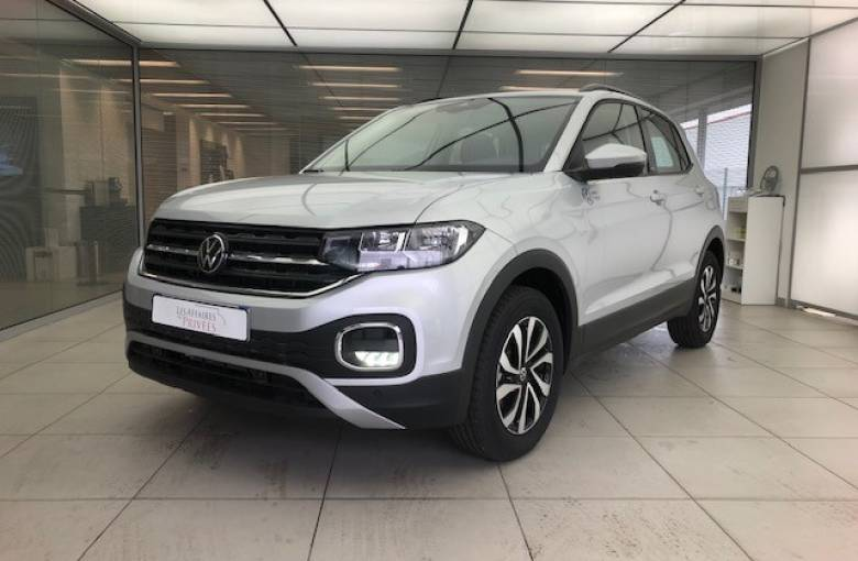 VOLKSWAGEN T-Cross 1.0 TSI 110 Start/Stop DSG7  Active - véhicule d'occasion - Site Internet Faurie