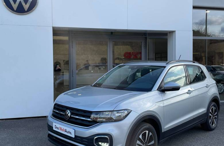 VOLKSWAGEN T-Cross 1.0 TSI 110 Start/Stop DSG7  United - véhicule d'occasion - Site Internet Faurie