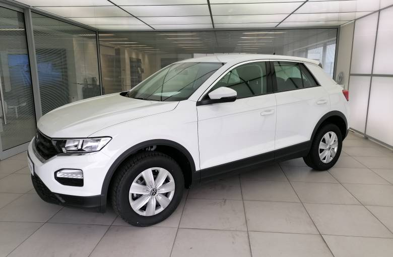 VOLKSWAGEN T-Roc 1.0 TSI 110 Start/Stop BVM6  base - véhicule d'occasion - Site Internet Faurie
