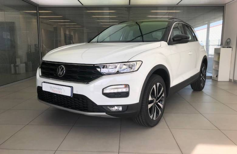 VOLKSWAGEN T-Roc 1.0 TSI 110 Start/Stop BVM6  United - véhicule d'occasion - Site Internet Faurie