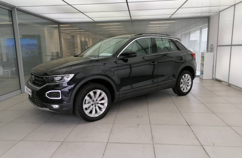 VOLKSWAGEN T-Roc 1.5 TSI 150 EVO Start/Stop DSG7  Lounge - véhicule d'occasion - Site Internet Faurie