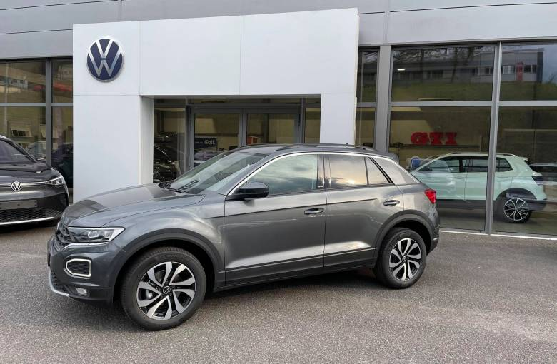 VOLKSWAGEN T-Roc 2.0 TDI 115 Start/Stop BVM6  Active - véhicule d'occasion - Site Internet Faurie
