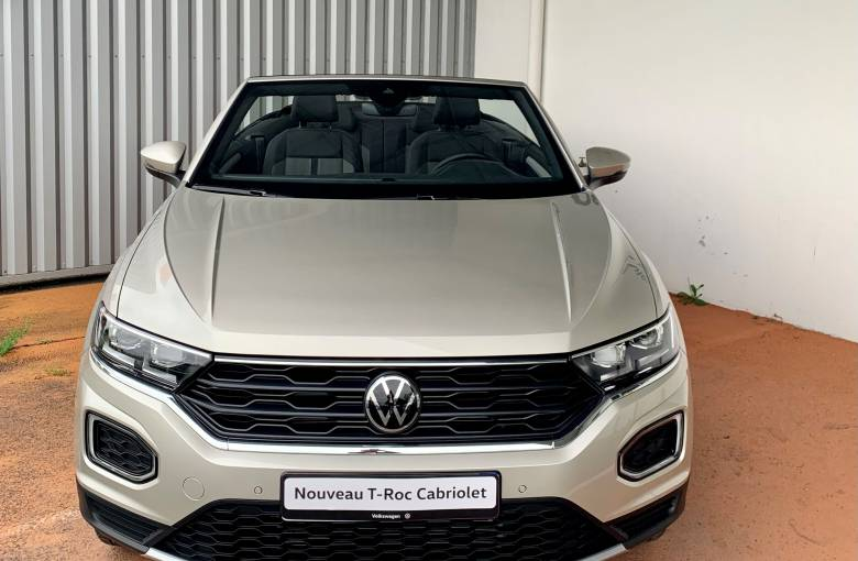 VOLKSWAGEN T-Roc Cabriolet 1.5 TSI EVO 150 Start/Stop DSG7  Style - véhicule d'occasion - Site Internet Faurie