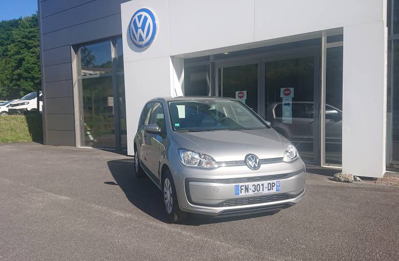 VOLKSWAGEN UP! 2.0 Up 1.0 60 BlueMotion Technology BVM5  Lounge - véhicule d'occasion - Site Internet Faurie