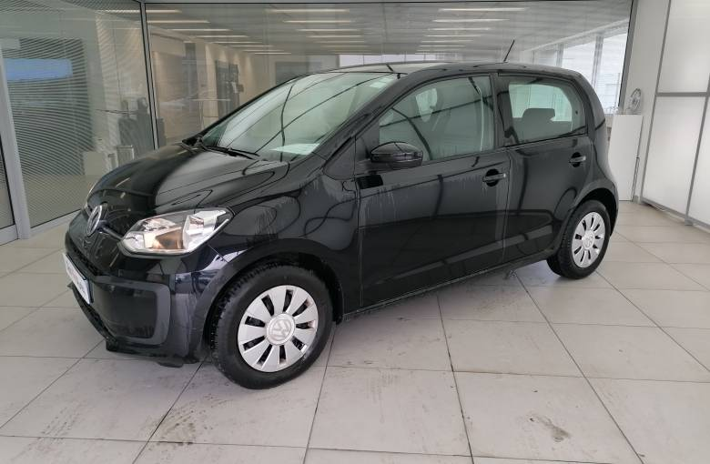 VOLKSWAGEN Up 1.0 60 BlueMotion Technology BVM5  Move Up! - véhicule d'occasion - Site Internet Faurie