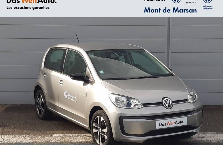 VOLKSWAGEN Up 1.0 60 BlueMotion Technology BVM5  Up! IQ.Drive - véhicule d'occasion - Site Internet Faurie