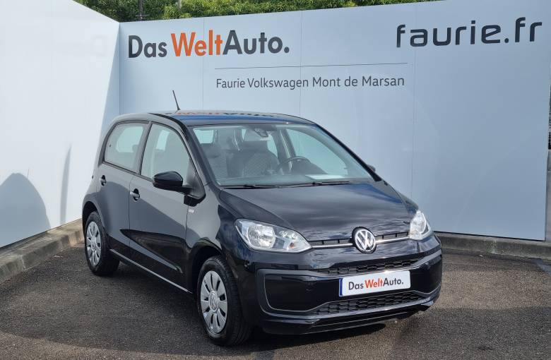 VOLKSWAGEN Up 1.0 60  Up! Connect - véhicule d'occasion - Site Internet Faurie
