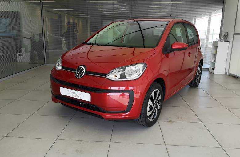 VOLKSWAGEN UP! 2.0 Up 1.0 65 BlueMotion Technology BVM5  Active - véhicule d'occasion - Site Internet Faurie