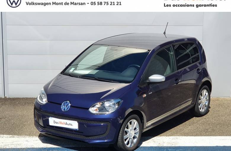 VOLKSWAGEN Up 1.0 75  Move Up! - véhicule d'occasion - Site Internet Faurie