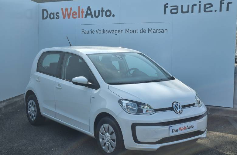 VOLKSWAGEN Up 1.0 75  Up! Connect - véhicule d'occasion - Site Internet Faurie